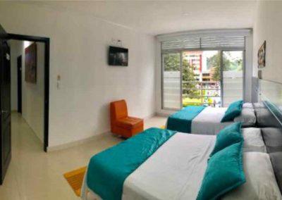 Intur Hotel Termales Santa Rosa Sector Montañas