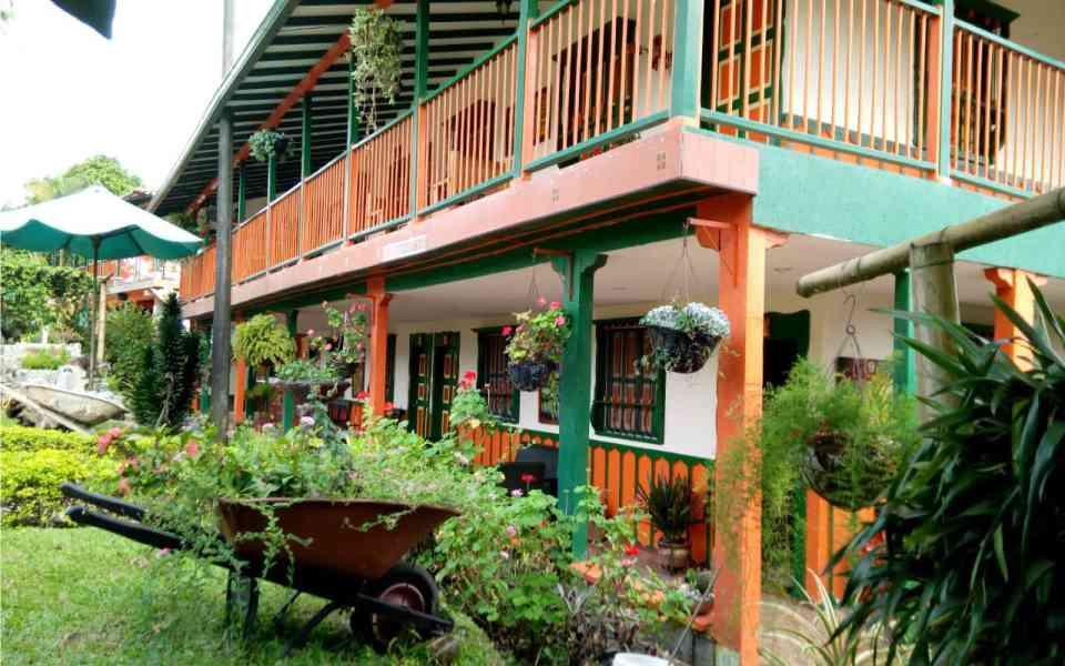 Finca Hotel 1203 Quindio
