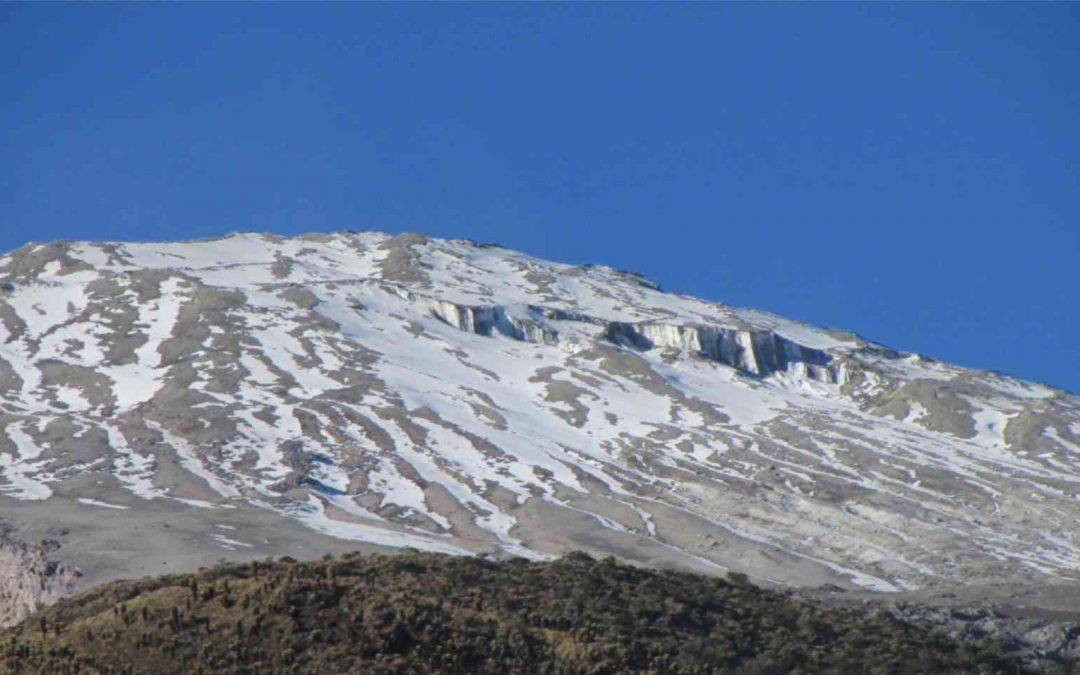 Ascenso Cumbre Nevado Santa Isabel